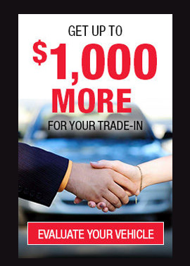 Get more for your trade-in
